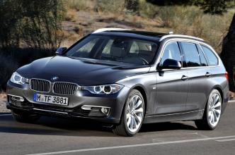 BMW 3 Series 20i TOURING LUXURY LINE Price Australia