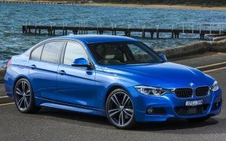 BMW 3 Series 30e M-SPORT (HYBRID) Price Australia