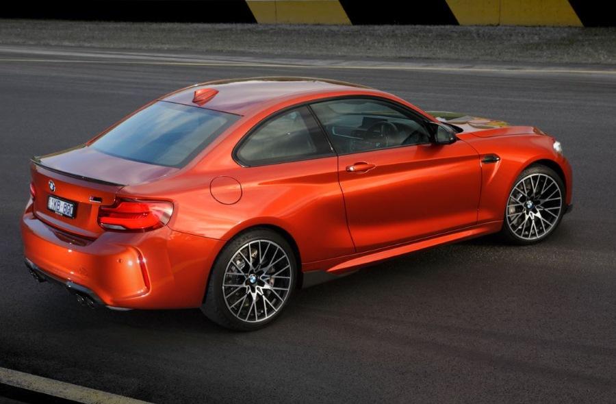 BMW M2 COMPETITION PURE Price Australia