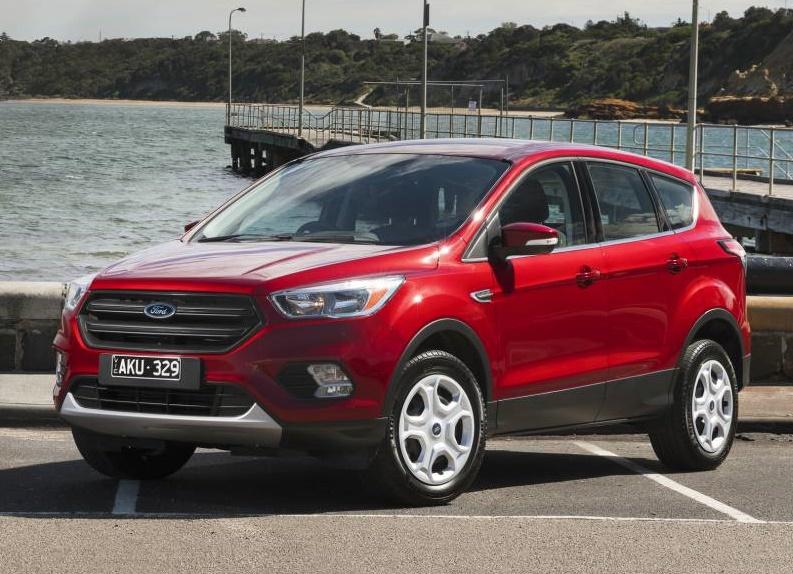 Ford Escape AMBIENTE (AWD) Price Australia