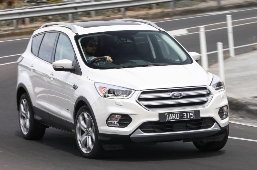 Ford Escape TITANIUM (AWD) Price Australia
