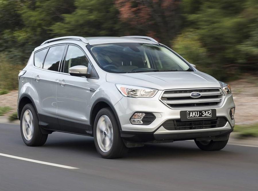 Ford Escape TREND (AWD) Price Australia