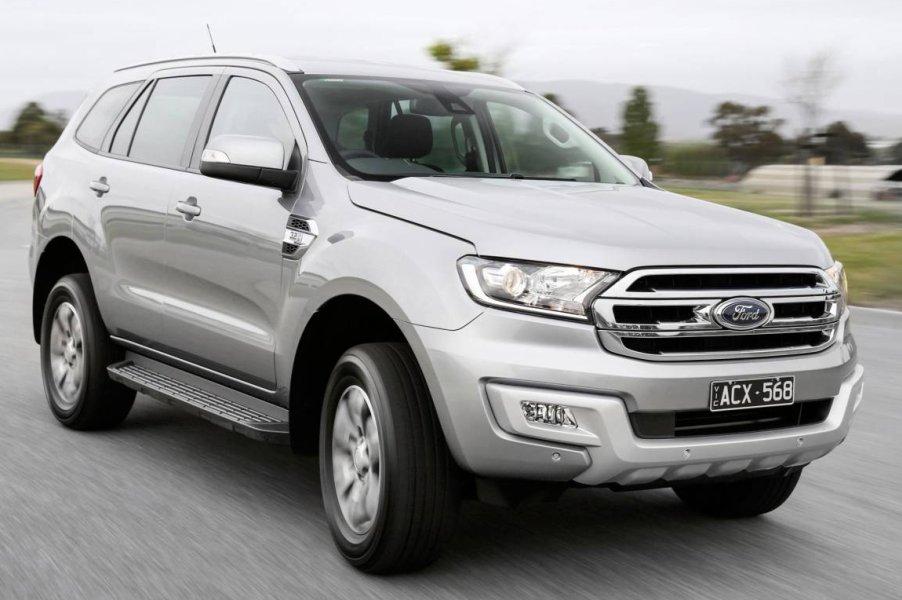 Ford Everest TREND (4WD 7 SEAT) Price Australia