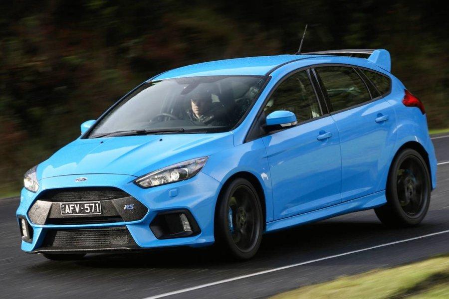 Ford Focus RS Price Australia