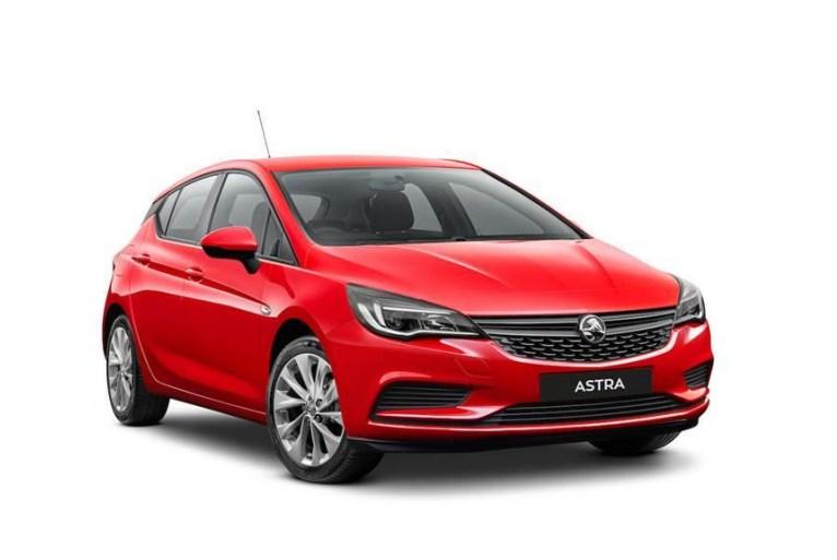 Holden Astra R+ Price Australia