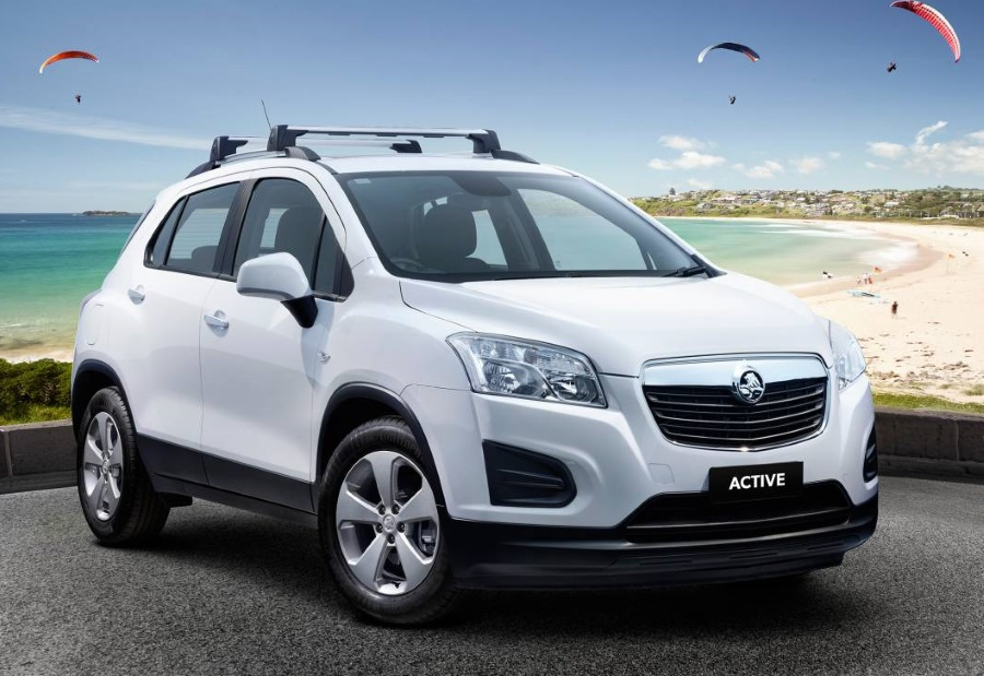 Holden Trax LT Price Australia