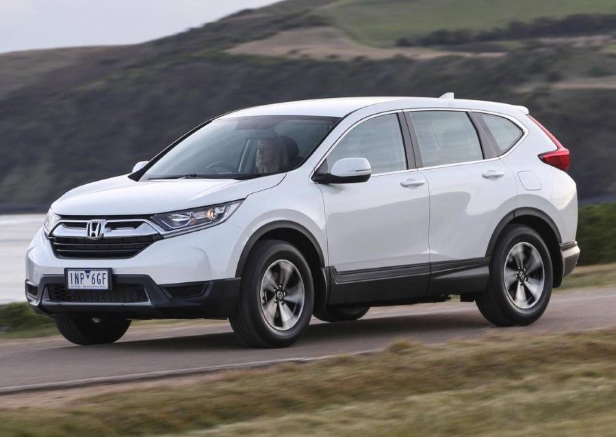 Honda CR-V Vi (2WD) Price Australia