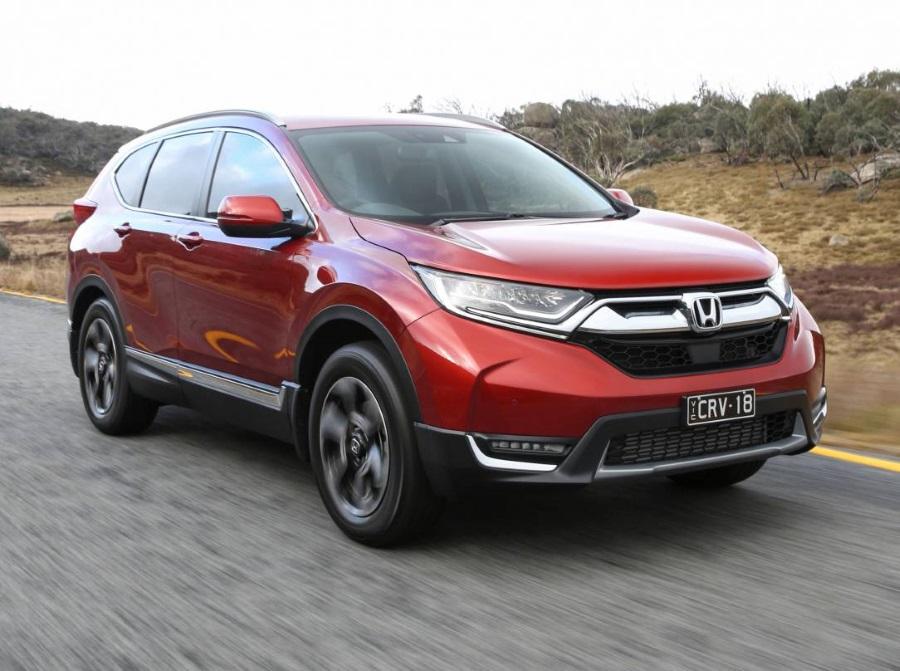 Honda CR-V VTi-LX (AWD) Price Australia