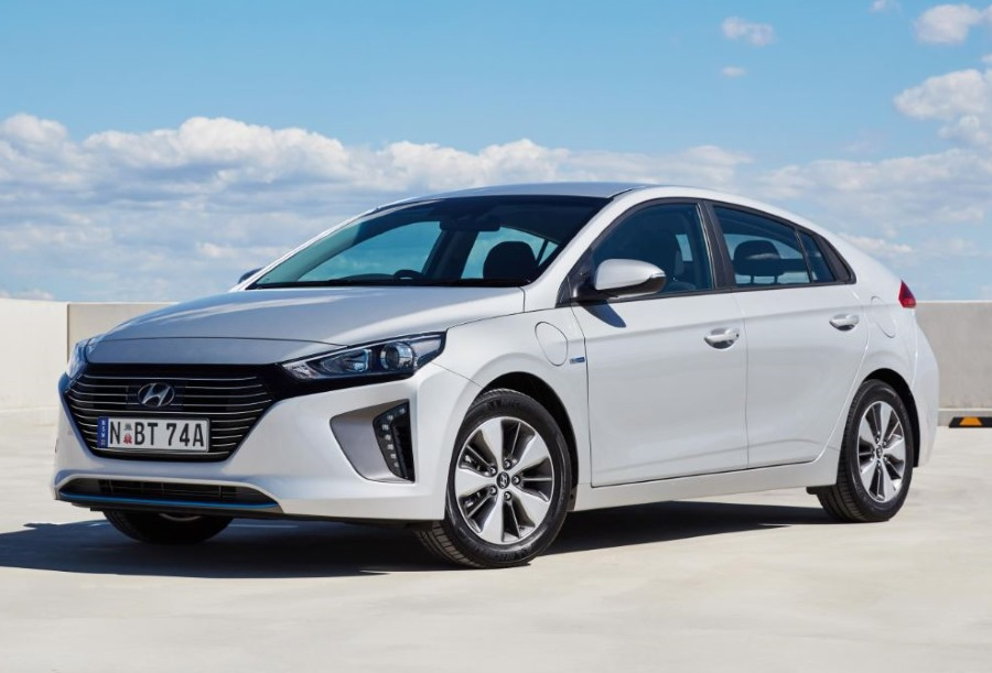 Hyundai IONIQ ELECTRIC ELITE (BLACK GRILLE) Price Australia