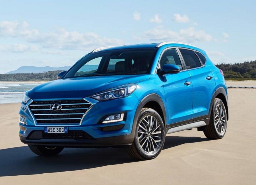 Hyundai Tucson ACTIVE X CRDI SAFETY (AWD) Price Australia