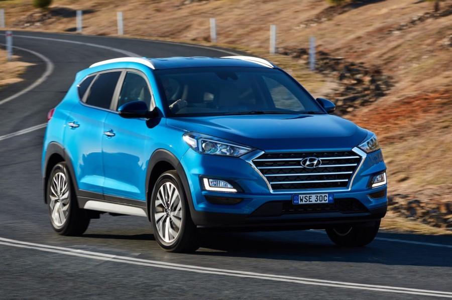 Hyundai Tucson HIGHLANDER CRDi (AWD) Price Australia