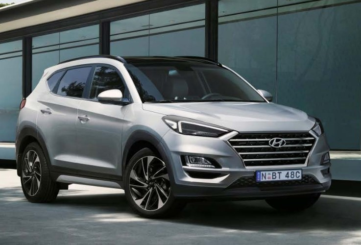 Hyundai Tucson SPECIAL EDITION (AWD) Price Australia