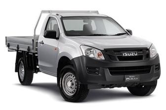 Isuzu D-MAX EX (4x4) Price Australia
