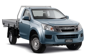 Isuzu D-MAX SX (4x2) Price Australia