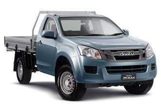 Isuzu D-MAX SX HI-RIDE (4x2) Price Australia