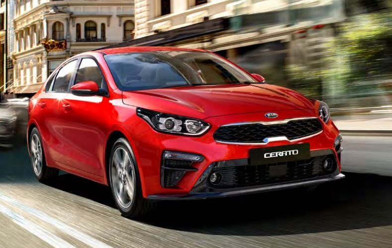 Kia Cerato GT (TURBO) Price Australia