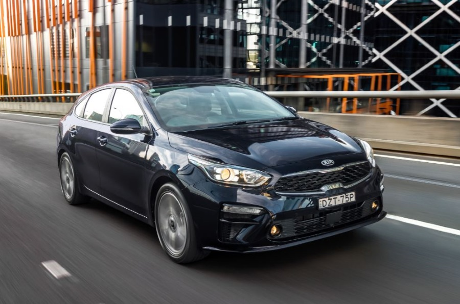 Kia Cerato SPORT+ SAFETY PACK Price Australia