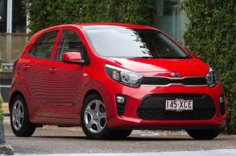 Kia Picanto S (AEB) Price Australia