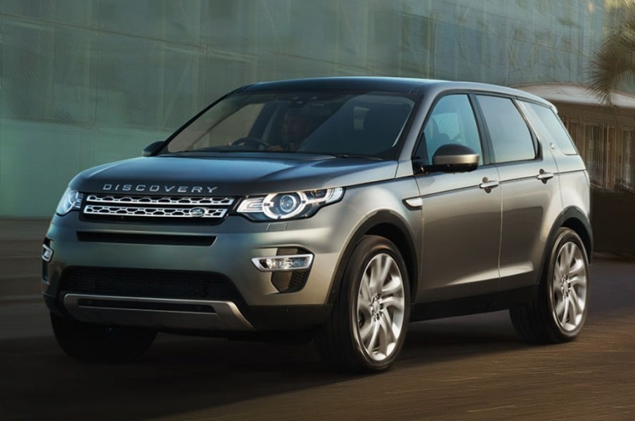 Land Rover Discovery Sport TD4 (132kW) HSE AWD Price Australia