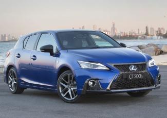 Lexus CT 200h. HYBRID F SPORT Price Australia