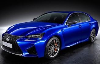 Lexus GS-F ALCANTARA Price Australia