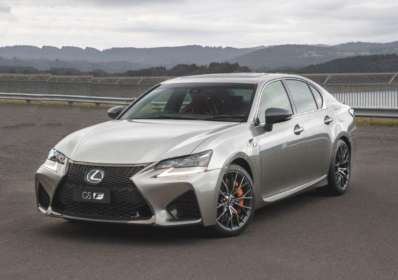 Lexus GS-F ANILINE Price Australia