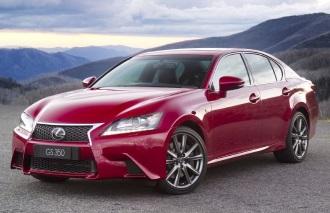 Lexus GS350 F SPORT Price Australia
