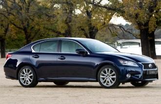 Lexus GS450h HYBRID F SPORT Price Australia