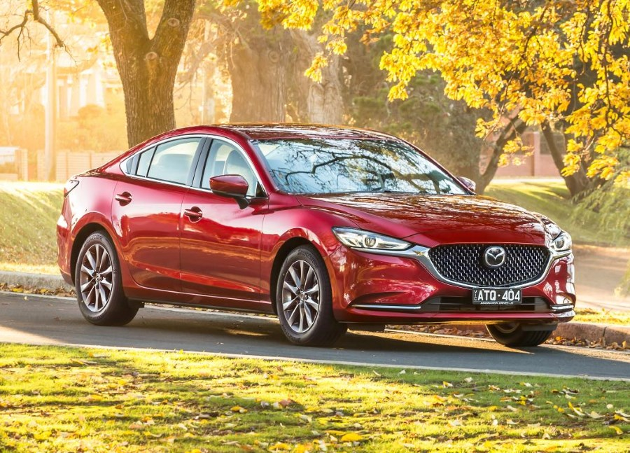 new mazda 6 prices. 2019 and 2020 australian reviews