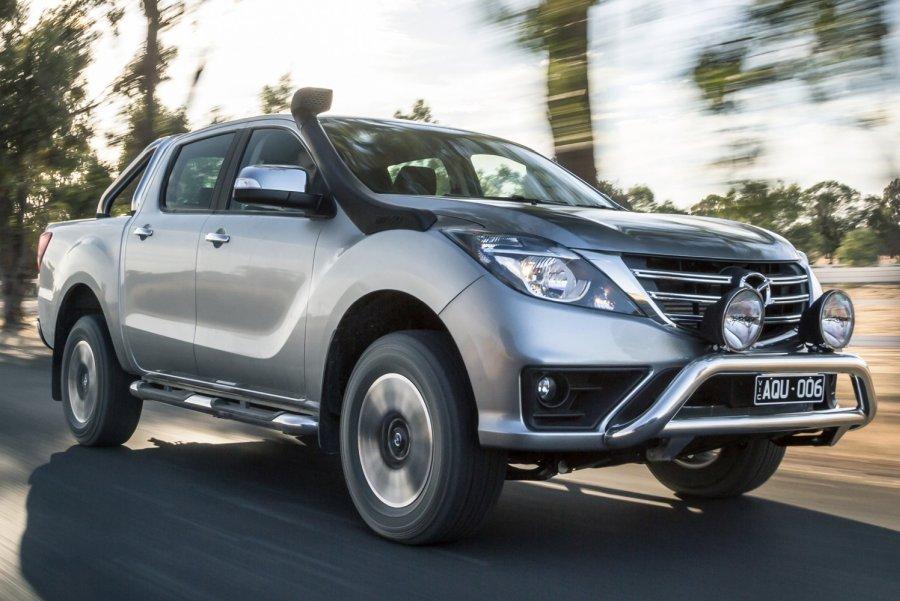 Mazda BT-50 GT (4x4) Price Australia