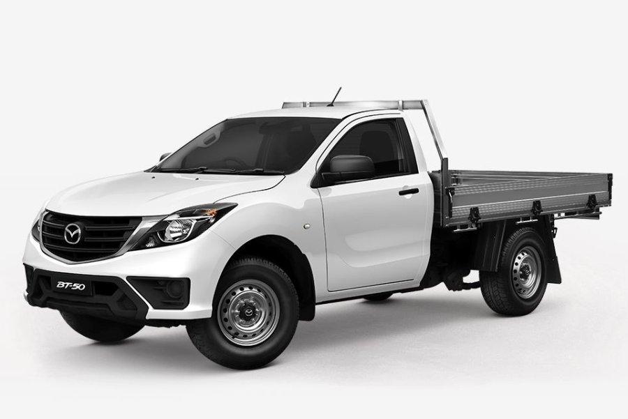 Mazda BT-50 XT (4x4) Price Australia