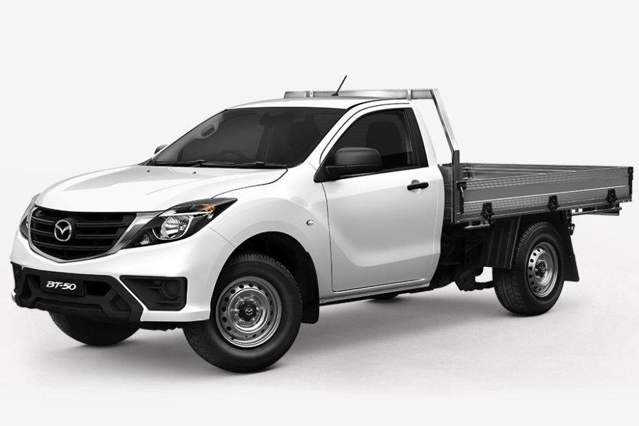 Mazda BT-50 XT HI-RIDER (4x2) Price Australia