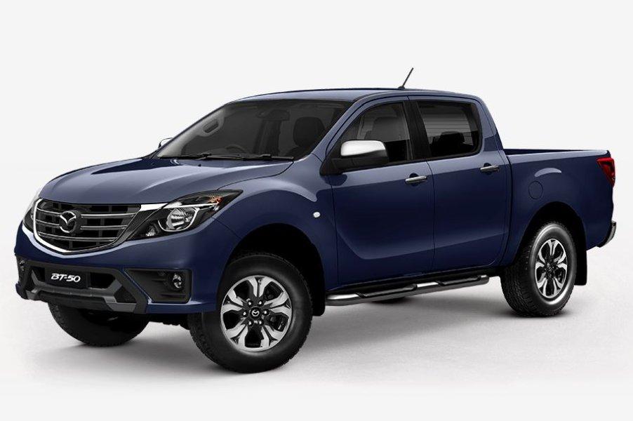 Mazda BT-50 XTR HI-RIDER (4x2) Price Australia