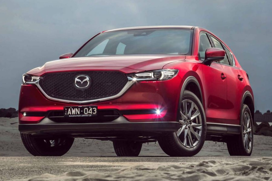 Mazda CX-5 GT (4x4) Price Australia