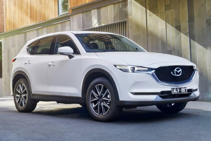 Mazda CX-5 MAXX (4x2) Price Australia