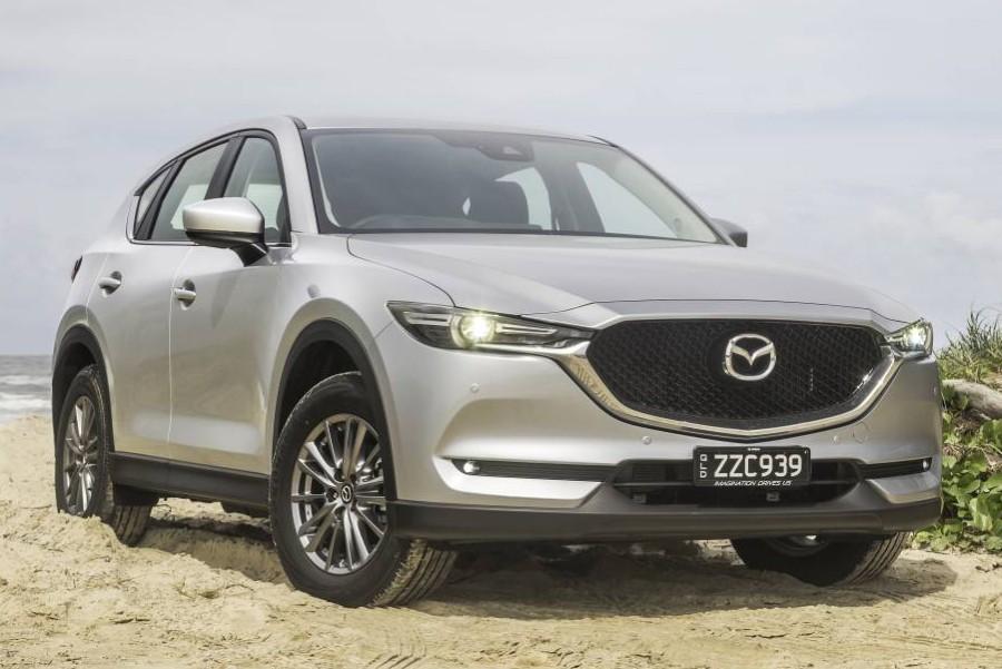 Mazda CX-5 TOURING (4x4) Price Australia