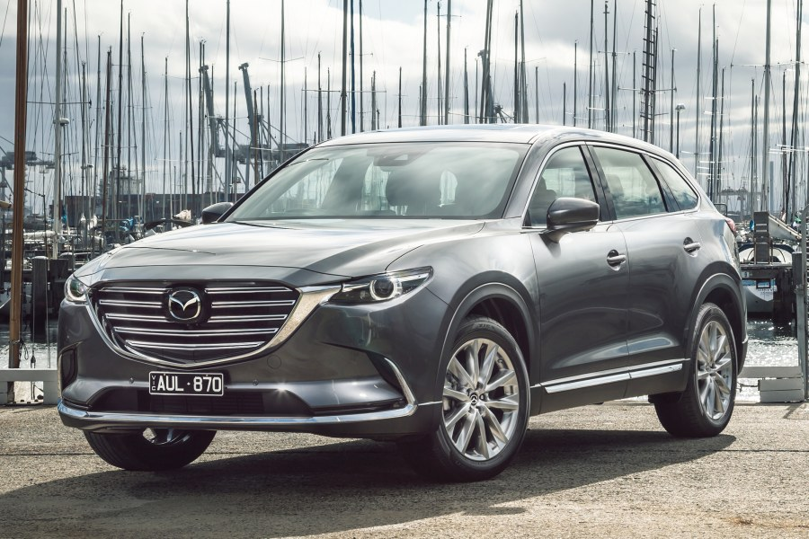 Mazda CX-9 TOURING (AWD) Price Australia