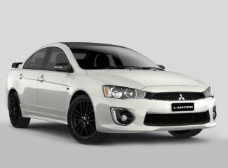 Mitsubishi Lancer BLACK EDITION (ES) Price Australia