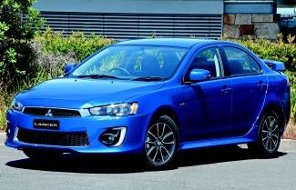 Mitsubishi Lancer ES SPORT Price Australia