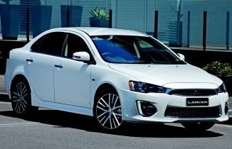 Mitsubishi Lancer LS Price Australia