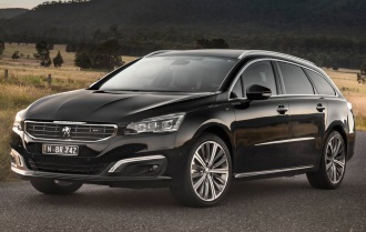Peugeot 508 ALLURE HDi TOURING Price Australia