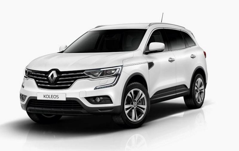 Renault Koleos INTENS S-EDITION X-TRONIC(4x2) Price Australia