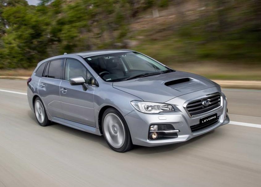 Subaru Levorg 2.0 STi SPORT (AWD) Price Australia