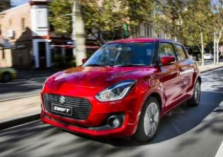 Suzuki Swift GL Price Australia