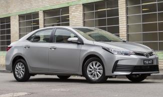 Toyota Corolla ASCENT Price Australia