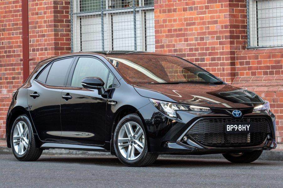 Toyota Corolla SX (HYBRID) Price Australia