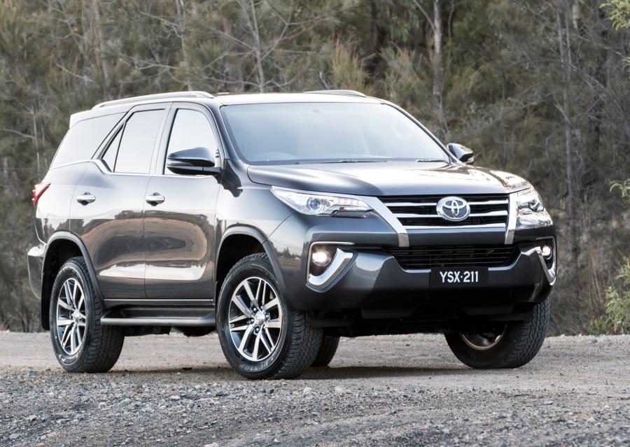 Toyota Fortuner CRUSADE Price Australia