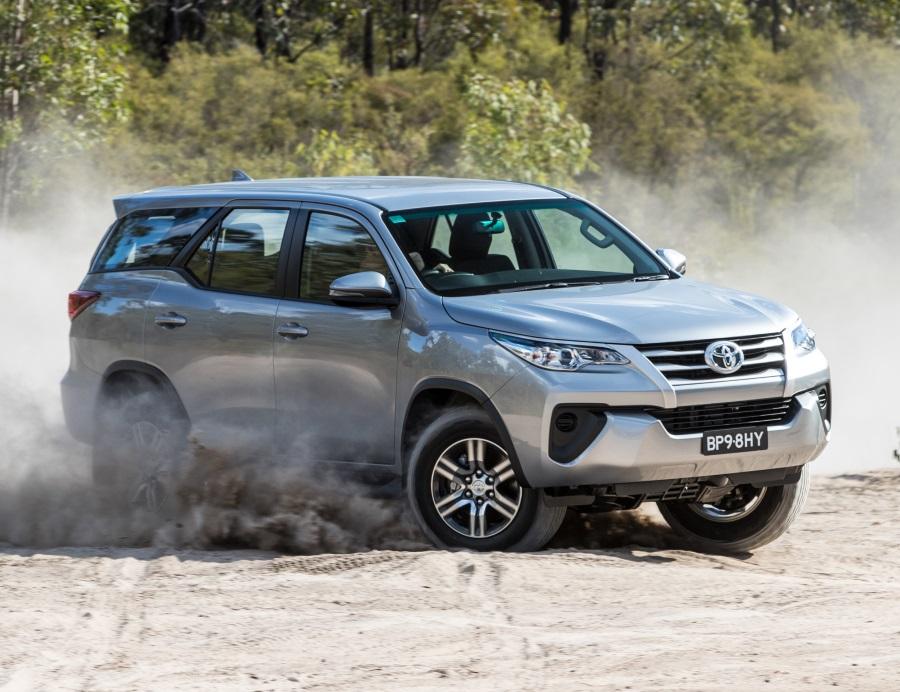 Toyota Fortuner GX Price Australia