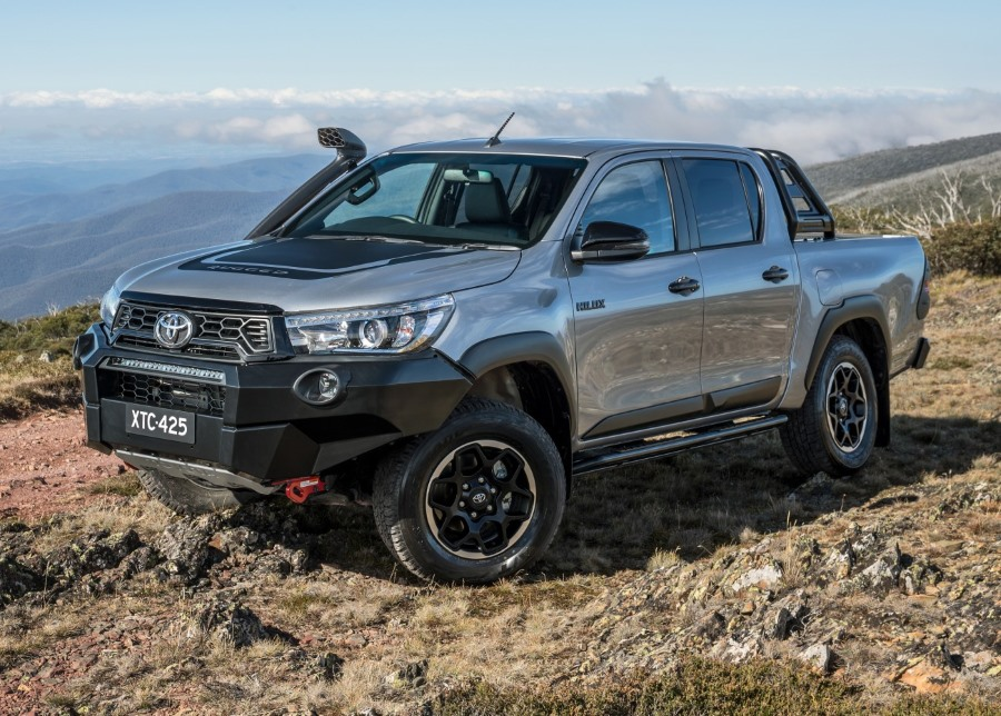 toyota hilux prices  australian reviews price