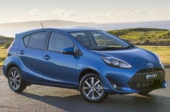 Toyota Prius-c i-TECH HYBRID Price Australia